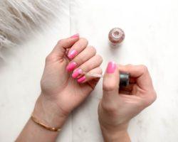Sklep z akcesoriami do paznokci