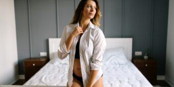 Jak zaskoczyć swojego faceta w łóżku?