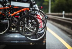 Bagażnik rowerowy na hak
